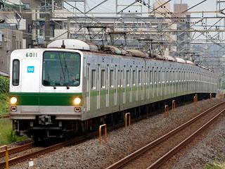 【メトロ】6111F