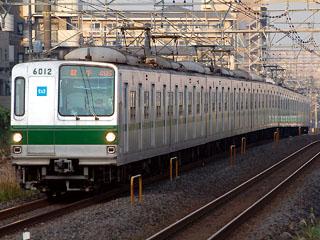 【メトロ】6112F