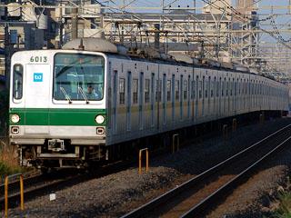 【メトロ】6113F