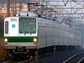 【メトロ】6114F