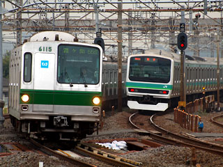 【メトロ】6115F