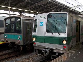 【メトロ】6116F
