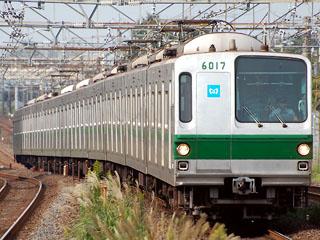 【メトロ】6117F
