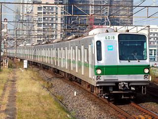 【メトロ】6118F