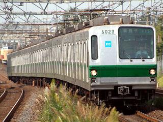 【メトロ】6123F