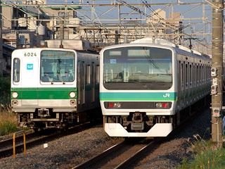 【メトロ】6124F