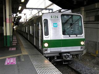 【メトロ】6126F