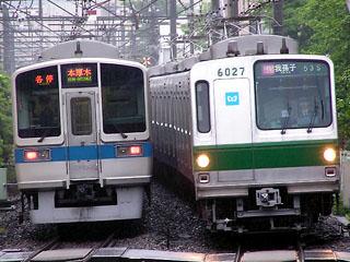 【メトロ】6127F