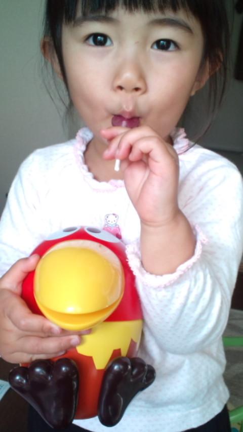 キョロちゃん缶