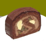 チョコマロンロール