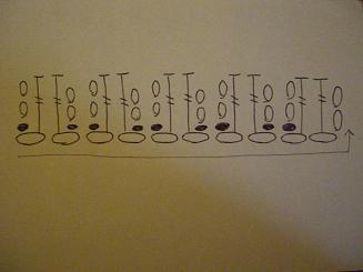 編み図メモ