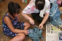 2012 8 21 藍染め 風呂敷バッグ作り 023_R