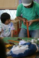 2012 8 21 藍染め 風呂敷バッグ作り 018_R