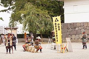 141012神奈川 小田原城跡松