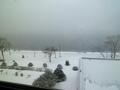 洞爺・・吹雪