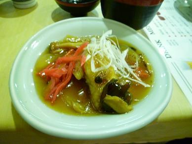 中華風白身魚