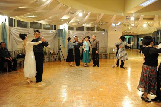 長野県社交ダンス