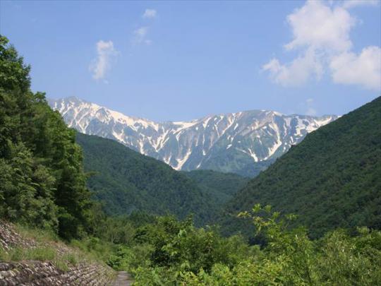 白馬 白馬山 写真 風景