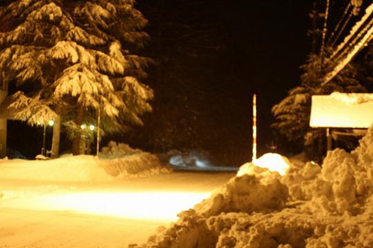 白馬 積雪 大雪