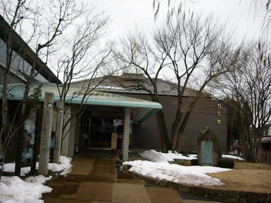 葛飾北斎記念館