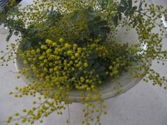 s-タジンと花