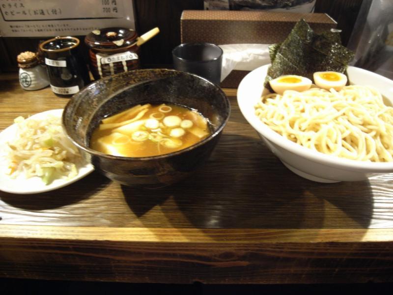 タパの谷町ブログ-特製つけ麺
