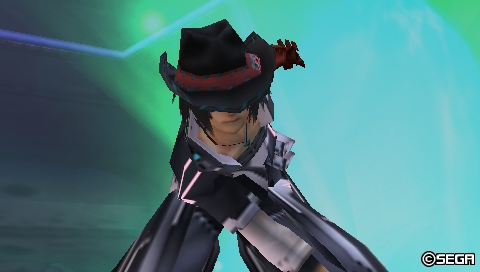 黒騎士さんのフィニッシュ!