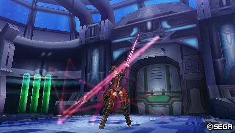 最終武器候補5 赤のセイバー+ガーディアンシールド