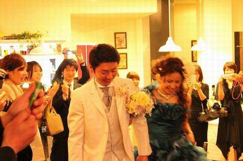 結婚パーティー1