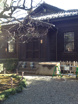 1月18日乃木邸
