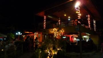 夜のボホール