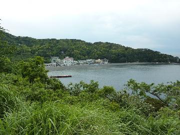 大瀬崎の海岸線2