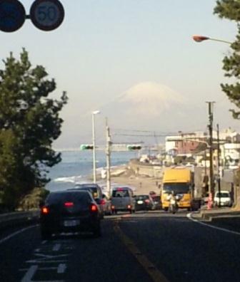 海・富士山