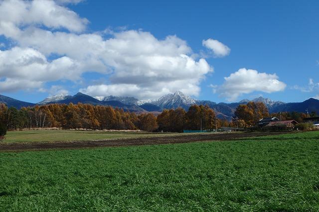 20141103八ヶ岳冠雪 (3)