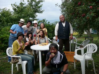 20100920 佐藤様初来園