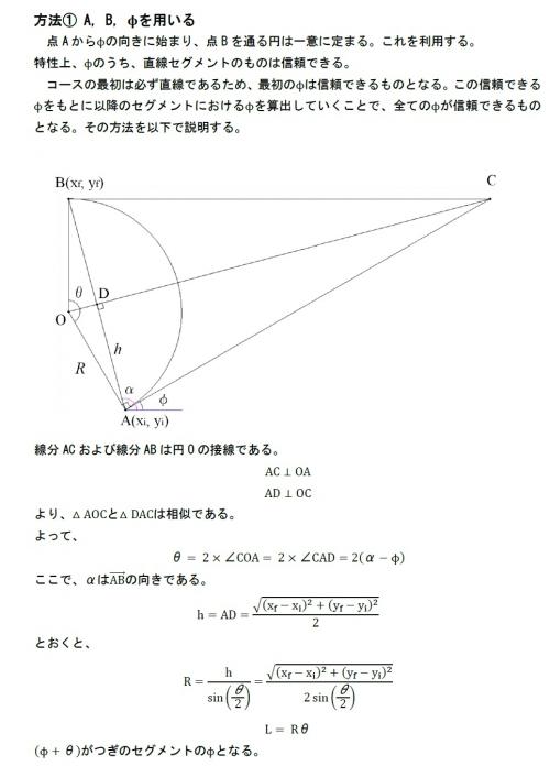 マップ解析理論2
