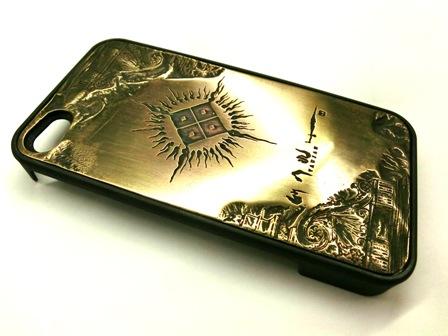 TAUJAN iphoneケース4/4s 左