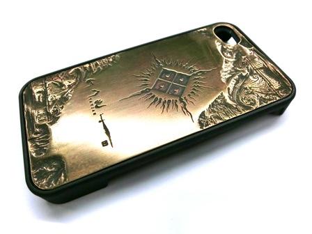TAUJAN iphoneケース4/4s 右