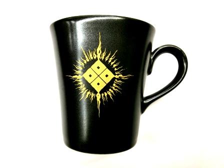 【限定】 黒 TAUJAN カップ&ソーサー カップ