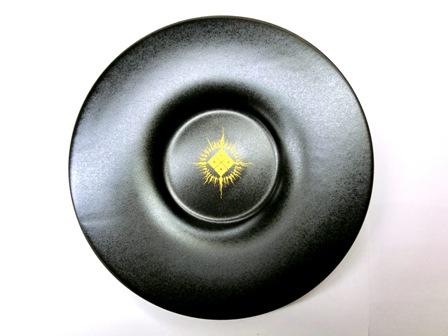 【限定】 黒 TAUJAN カップ&ソーサー ソーサー