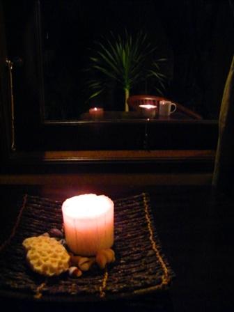 prasanti candle1