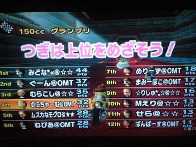 2010.01.23.OMT vs ☆☆ GP3