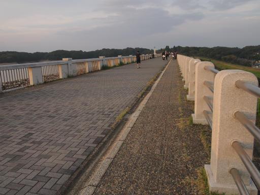 20141012・狭山湖夕焼け3
