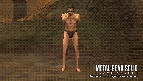 裸の戦士1