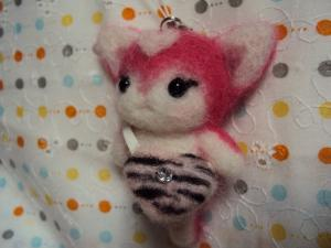 ピンクねこⅡ