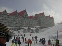 スキー2日目1