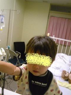 個室入りしたテンテケ20100728