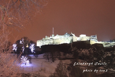Edinburgh Castle6