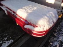 boxに雪