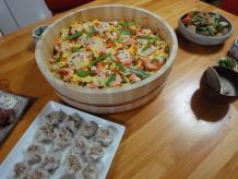 ちらし寿司・2010ひな祭り